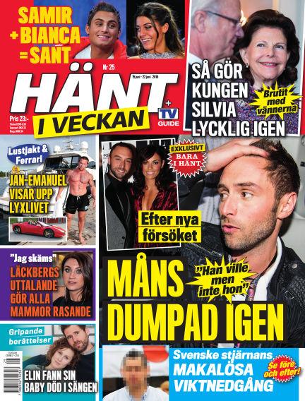 Hänt i Veckan June 16, 2016 00:00