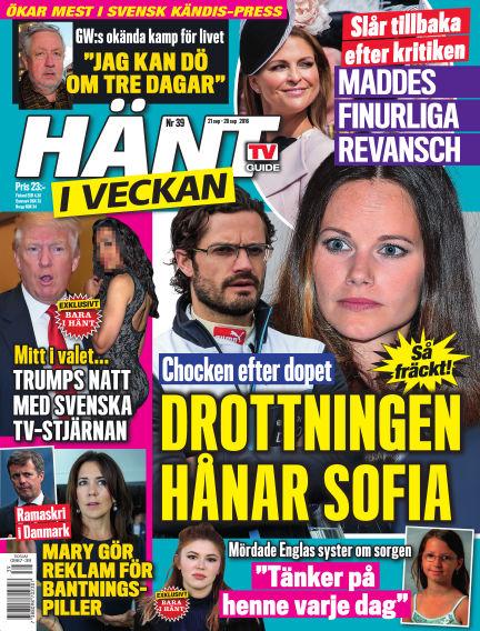 Hänt i Veckan September 22, 2016 00:00