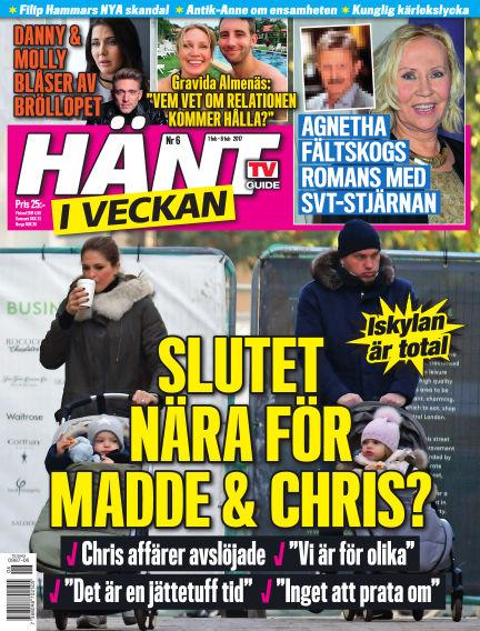 Hänt i Veckan February 02, 2017 00:00