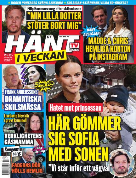 Hänt i Veckan February 09, 2017 00:00