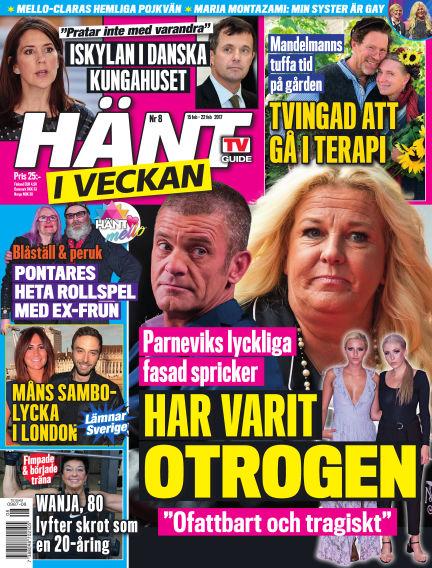Hänt i Veckan February 16, 2017 00:00