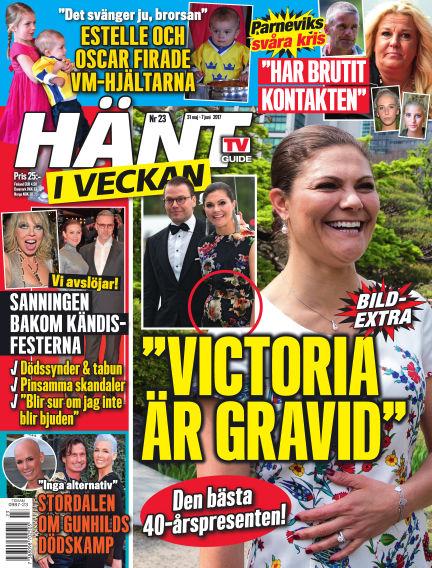 Hänt i Veckan June 01, 2017 00:00
