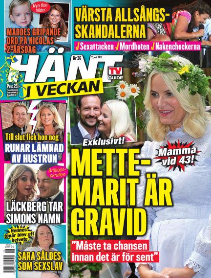 Hänt i Veckan June 22, 2017 00:00