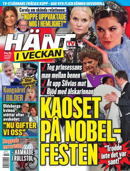 Hänt i Veckan December 14, 2017 00:00