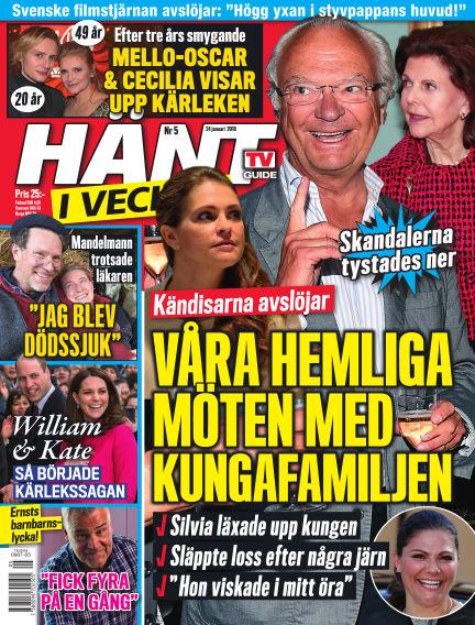 Hänt i Veckan January 25, 2018 00:00