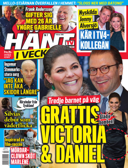 Hänt i Veckan February 08, 2018 00:00