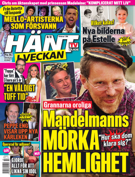 Hänt i Veckan March 01, 2018 00:00