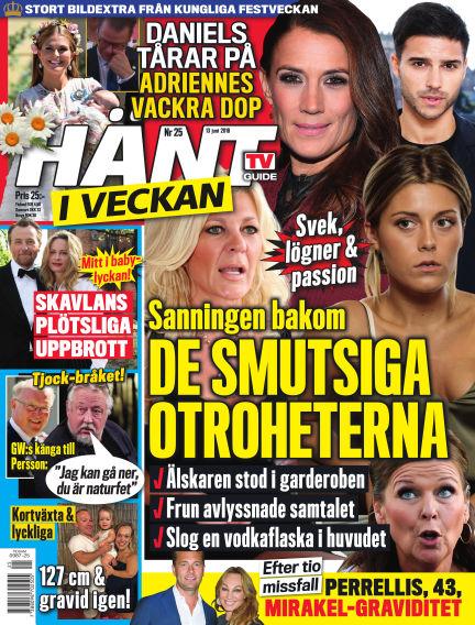 Hänt i Veckan June 14, 2018 00:00