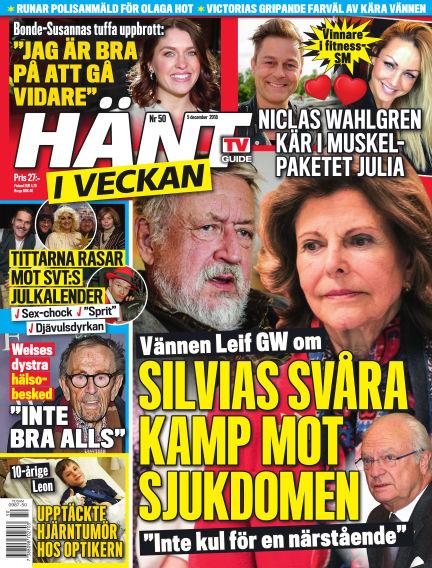 Hänt i Veckan December 06, 2018 00:00