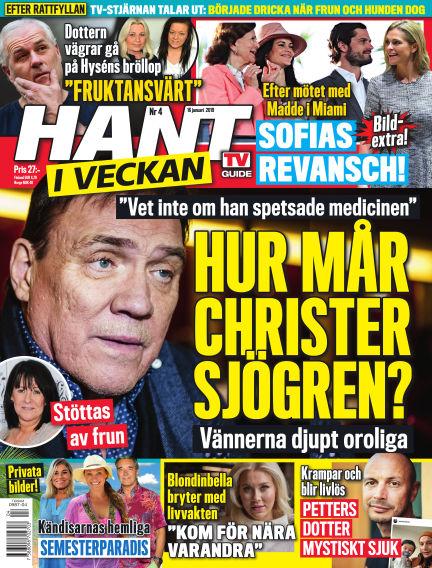 Hänt i Veckan January 17, 2019 00:00