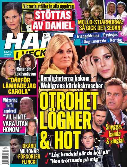 Hänt i Veckan February 07, 2019 00:00