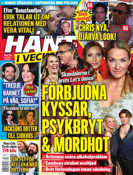 Hänt i Veckan March 21, 2019 00:00