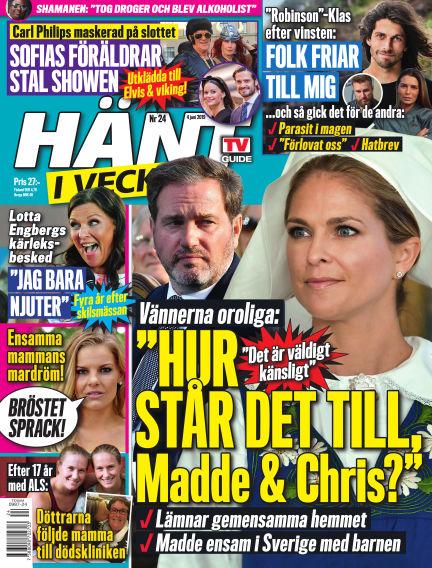 Hänt i Veckan June 05, 2019 00:00