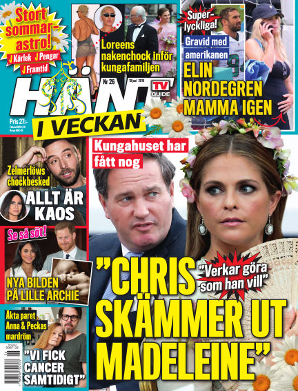 Hänt i Veckan June 20, 2019 00:00