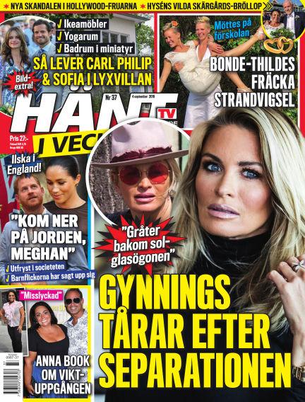 Hänt i Veckan September 05, 2019 00:00