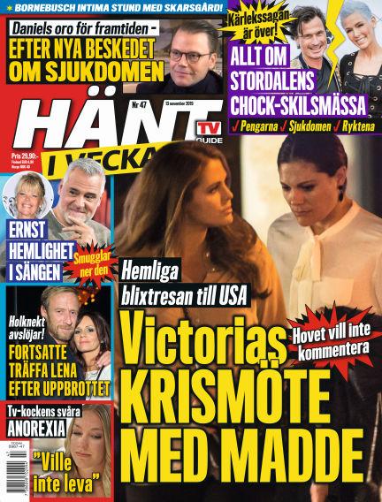 Hänt i Veckan November 14, 2019 00:00