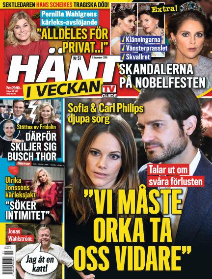 Hänt i Veckan December 12, 2019 00:00