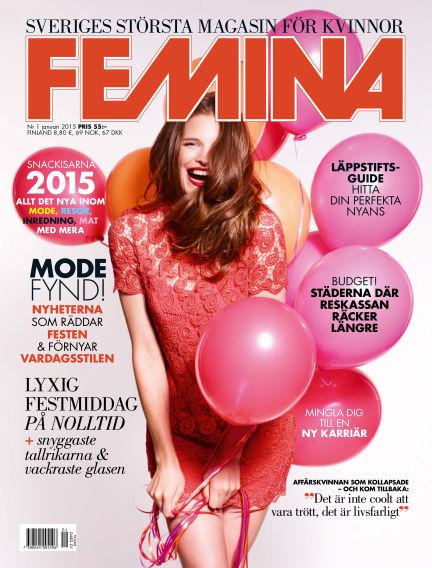 Femina December 18, 2014 00:00