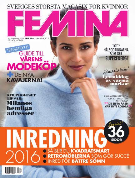 Femina January 14, 2016 00:00