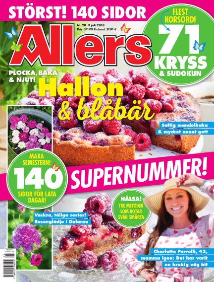 Allers July 03, 2018 00:00