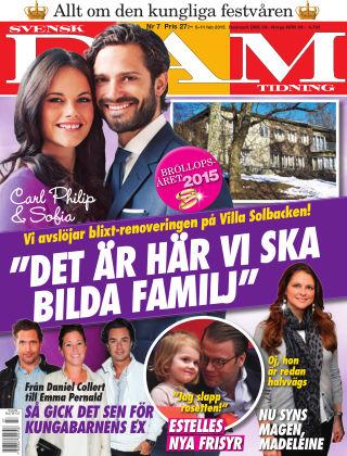Svensk Damtidning 2015-02-04