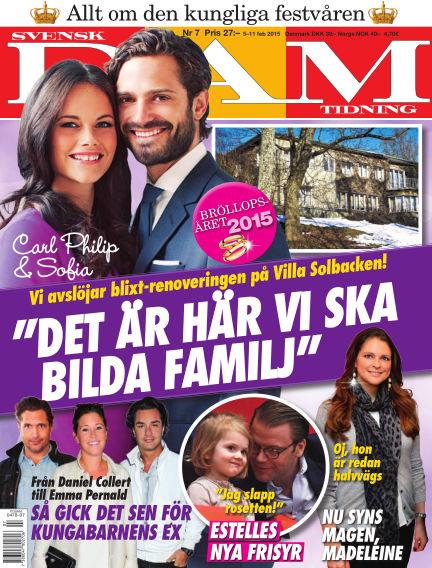 Svensk Damtidning February 04, 2015 00:00