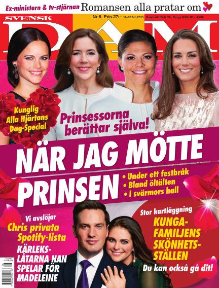 Svensk Damtidning February 11, 2015 00:00