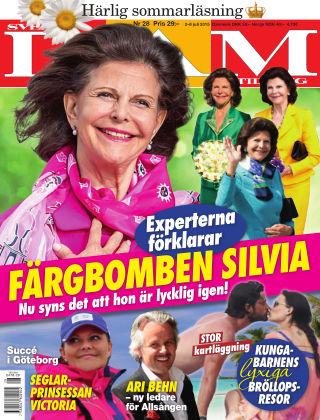 Svensk Damtidning 2015-07-01
