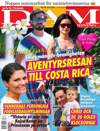 Svensk Damtidning 2015-07-15