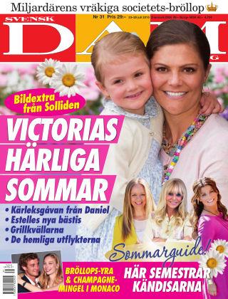 Svensk Damtidning 2015-07-22