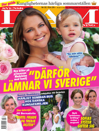Svensk Damtidning 2015-07-29