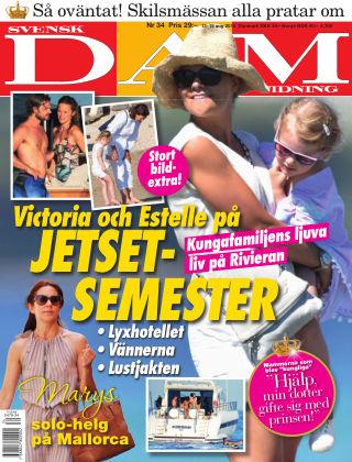 Svensk Damtidning 2015-08-12