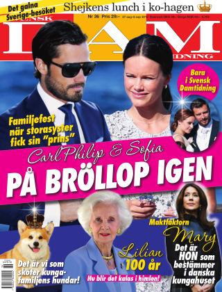 Svensk Damtidning 2015-08-26