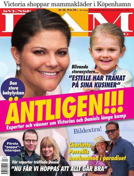 Svensk Damtidning September 09, 2015 00:00