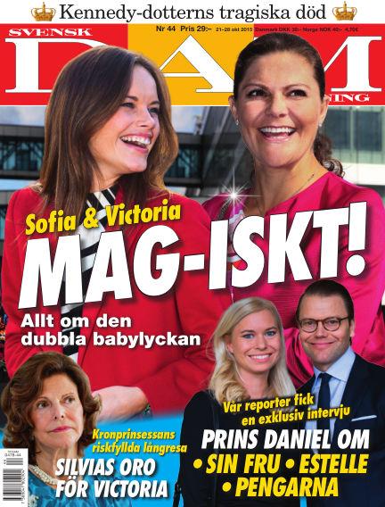 Svensk Damtidning October 21, 2015 00:00