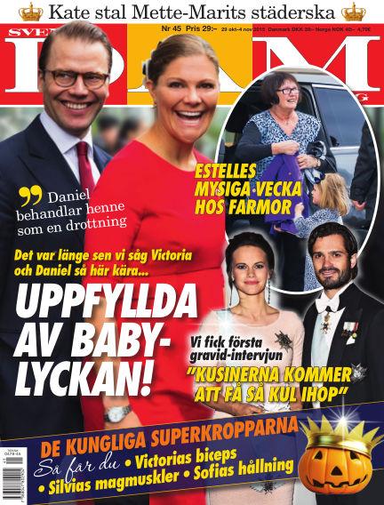Svensk Damtidning October 28, 2015 00:00