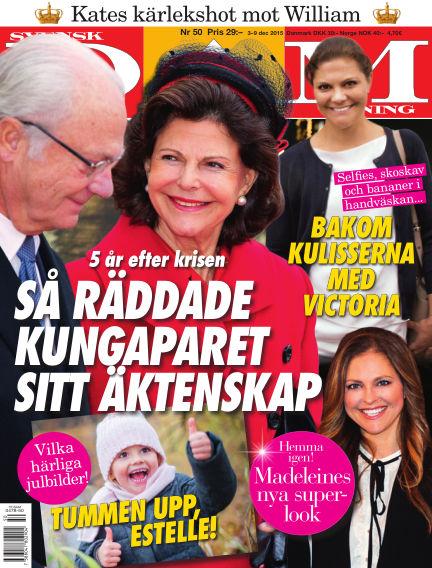 Svensk Damtidning December 03, 2015 00:00