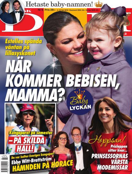 Svensk Damtidning February 04, 2016 00:00