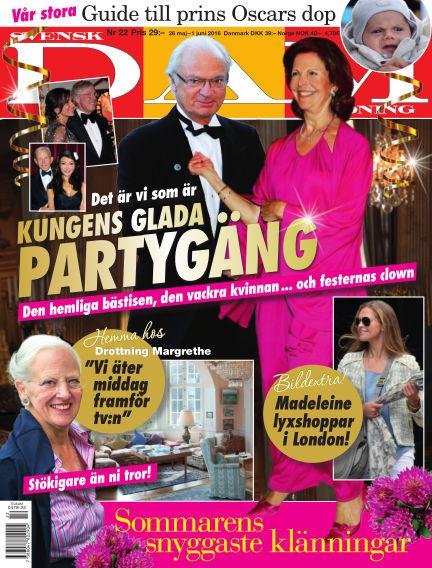 Svensk Damtidning May 26, 2016 00:00