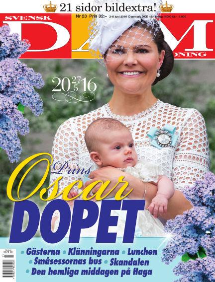 Svensk Damtidning June 02, 2016 00:00
