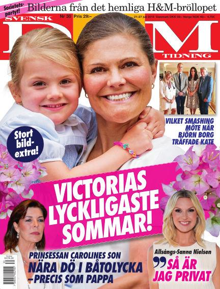 Svensk Damtidning July 21, 2016 00:00