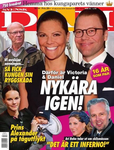 Svensk Damtidning October 27, 2016 00:00