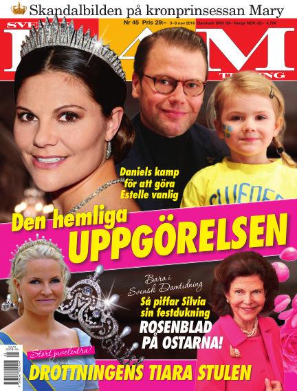 Svensk Damtidning November 03, 2016 00:00