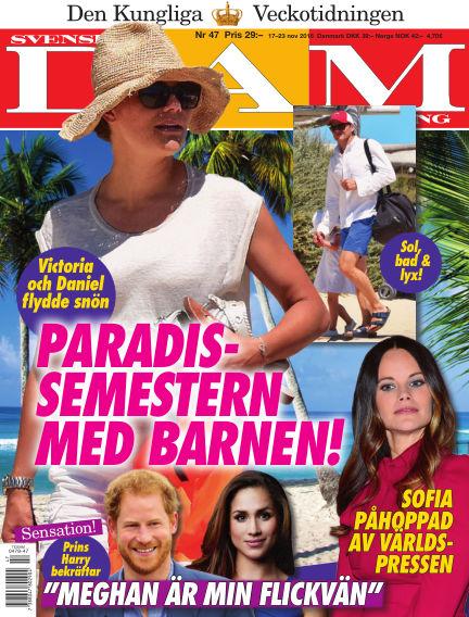 Svensk Damtidning November 17, 2016 00:00