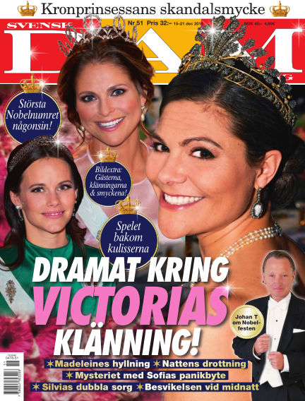 Svensk Damtidning December 15, 2016 00:00