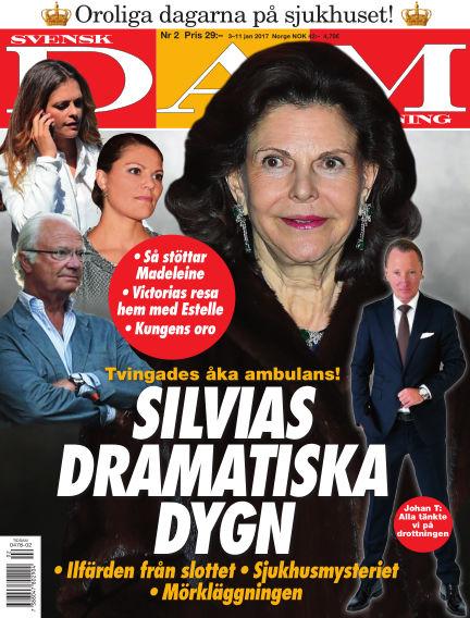 Svensk Damtidning January 03, 2017 00:00