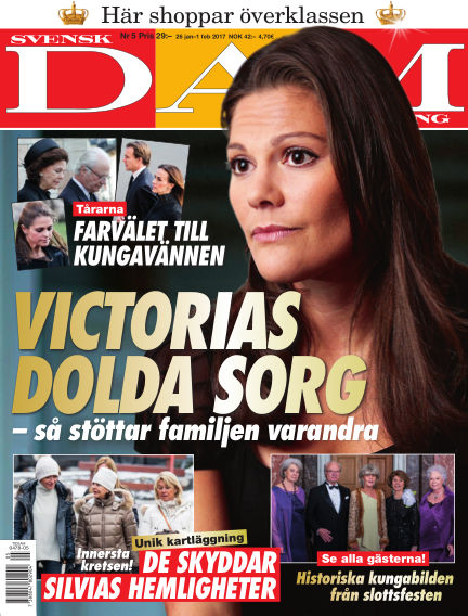 Svensk Damtidning January 26, 2017 00:00