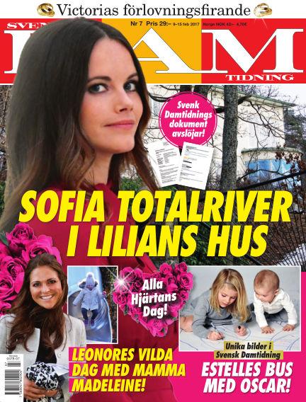 Svensk Damtidning February 09, 2017 00:00