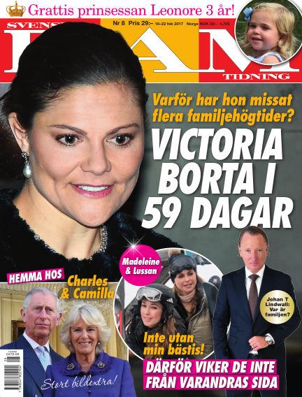 Svensk Damtidning February 16, 2017 00:00