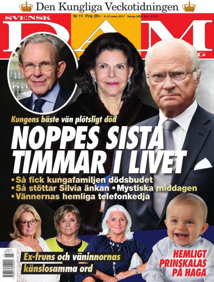 Svensk Damtidning March 09, 2017 00:00